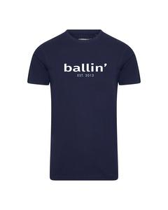 Ballin Est. 2013 Basic Shirt Blauw