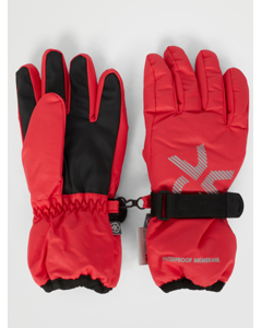 Savoy Gloves Coral Red
