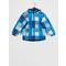 Dikson Padded Ski Jacket Aop Estate Blue