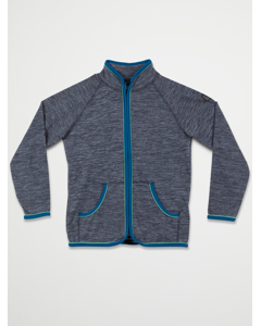 Fleece Jacket Steel