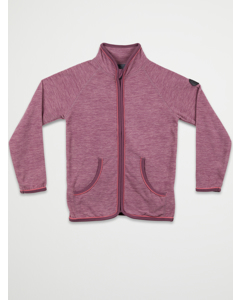 Fleece Jacket Dusky Orchid