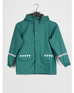 Jacket Pu Bush Green