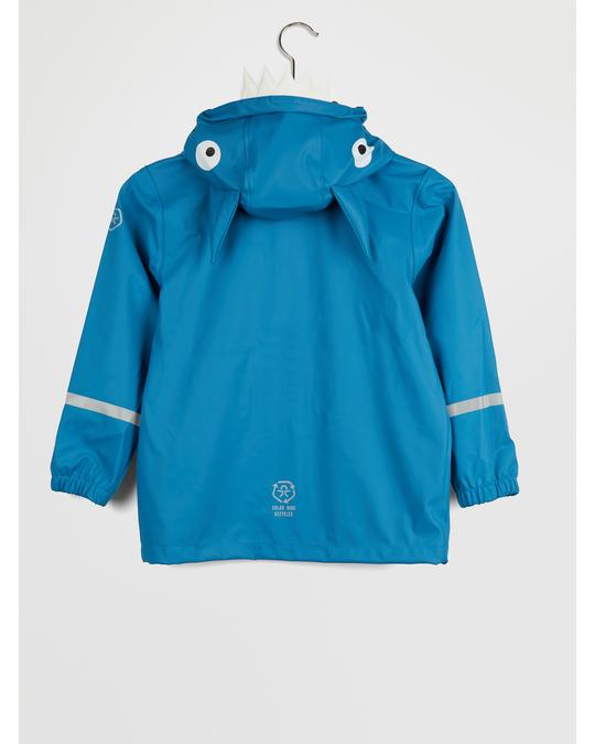 Color Kids Jacket Pu Faience