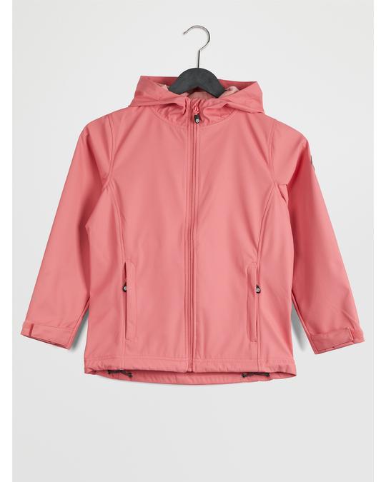 Color Kids Softshell Jacket Desert Rose