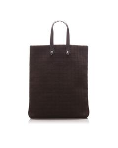 Hermes Ahmedabad Tote Bag Black