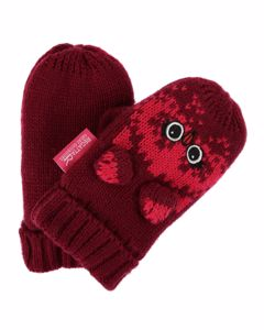 Regatta Great Outdoors Childrens/kids Animally Iii Mittens