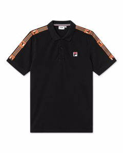 Men Hagop Polo Shirt Black