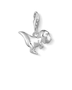 Charm Pendant Dinosaur 925 Sterling Silver