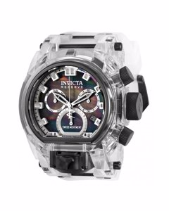 Invicta Bolt Zeus - Magnum - Anatomic 33187 Herrenuhr - 52mm - Mit Extra uhrenarmband