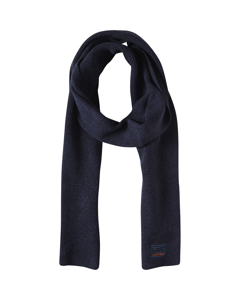 Scarf 20709196 Dark Navy Blue