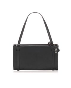 Cartier Leather Handbag Black