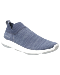 Free Bouncemax Mens Slip On Trainer