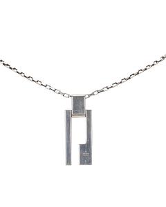 Gucci Silver-tone Necklace Silver