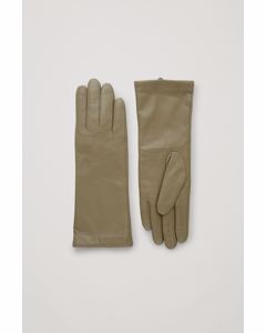 Wide Gloves Khaki