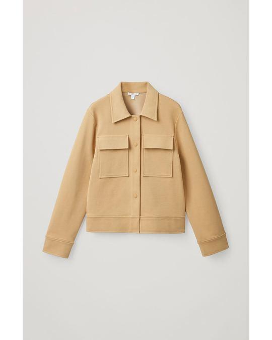 COS Jacket Beige