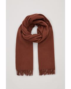 Scarf Brown