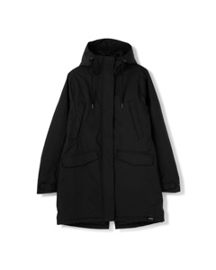 Rain Jkt From The Sea Padded W Deep End Bl