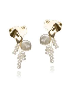 Pride Earrings Gold
