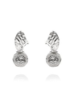Divine Earrings Silver