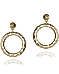 Orbit Earrings Gold
