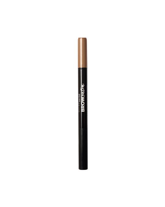 Maybelline Maybelline Brow Satin Duo Pencil Medium Brown
