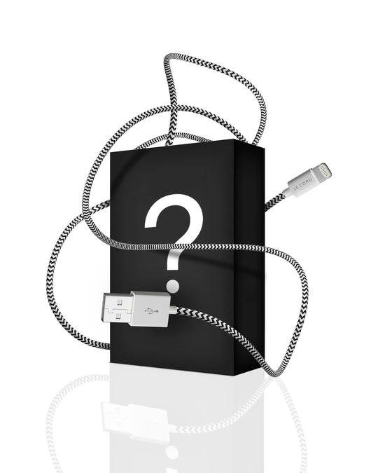 Le cord Random Mystery Iphone Lightning Cable