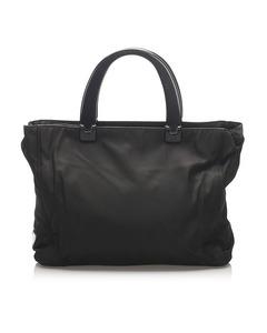 Prada Tessuto Handbag Black