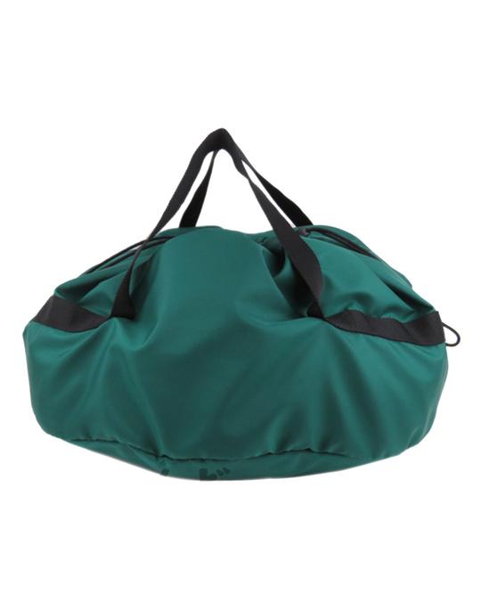 Balenciaga Balenciaga Wheel Everyday Nylon Travel Bag Green