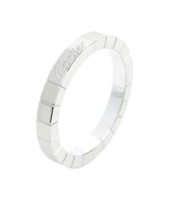 Cartier Lanieres Ring Silver