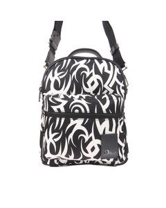 Dior Nylon Crossbody Bag Black