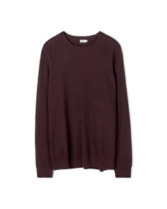 M. Nicolai Sweater Deep Shiraz