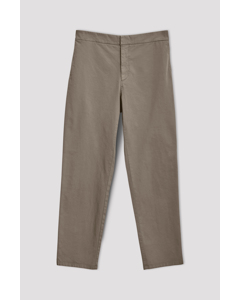 M. Toby Twill Chino Grey Taupe
