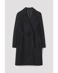 Eden Coat Black