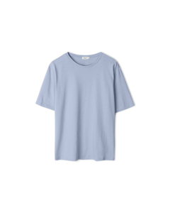 Annie Cotton T-shirt Ice Blue