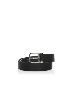 Dolce&gabbana Leather Belt Black