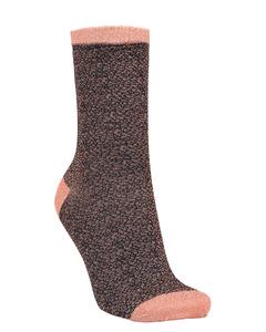 Dina Animal Sock Rose