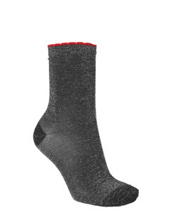 Darla Sock Black