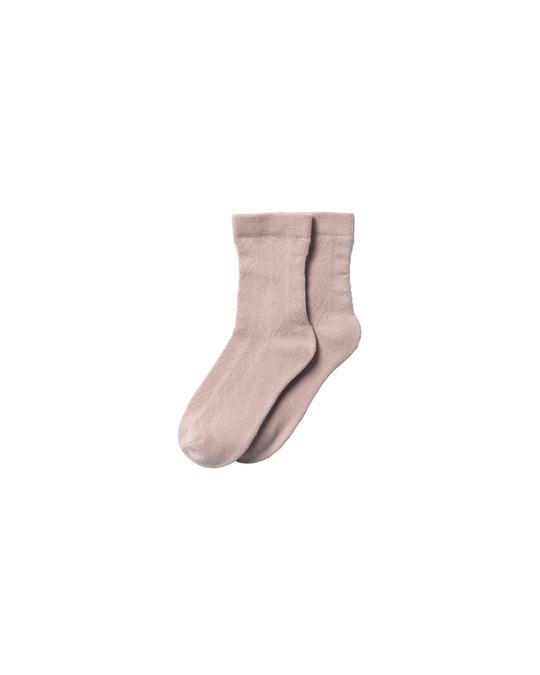 Becksöndergaard Twine Merlina Sock Adobe Rose
