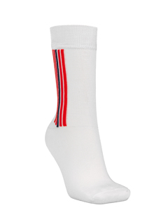 Dalea Sport Sock Off White