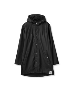 Wings Plus Rainjacket Black