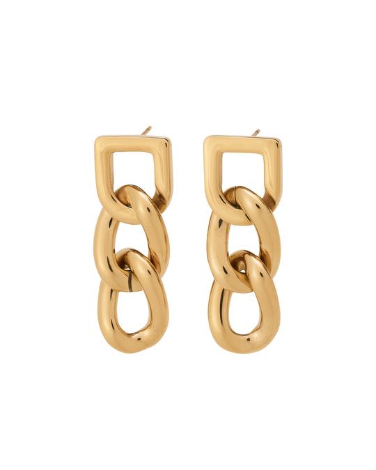 Edblad Bond Earrings Gold