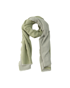 Two Tone Scarf Sage