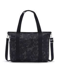 Basic Print Asseni Shopper Tasche 49 cm