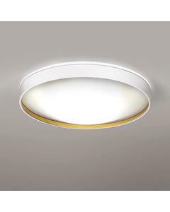 Alina - Groot Plafond Licht Wit En Gouden Interieur