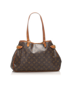 Louis Vuitton Monogram Batignolles Horizontal Brown