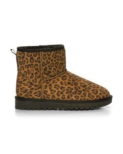 Bold Varmfodrad Känga Leopard