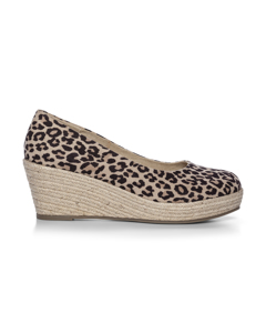 Alley Pumps Leopard