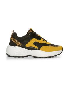 Vox Sneakers Gul Flerfärgad