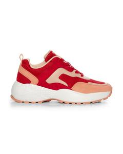 Vox Sneakers Röd Flerfärgad