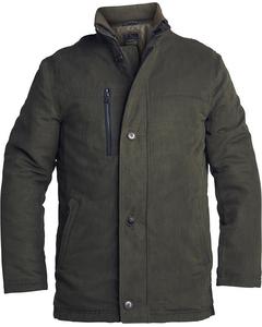 Alcantara Jacket Green